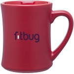 15oz Bedford Mug (Red) Custom Printed