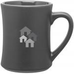 Custom Imprinted 15oz Bedford Mug (Gray)