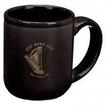 17 Oz. Black Matte Vegas Mug Logo Printed