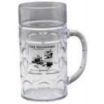 Custom Branded 32 oz. Dimpled German Beer Stein