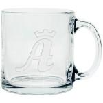 Custom Branded Clear Glass Hardy Mug (13 Oz.)