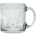 World Mug (13 Oz.) Custom Imprinted