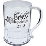 Custom Branded 16 Oz. Styrene Root Beer Mug