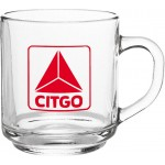 Logo Printed 10 Oz. Handy Mug
