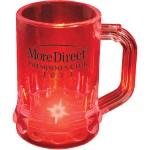 1.25 Oz. Blinking Mini Mug w/ Single LED Custom Imprinted