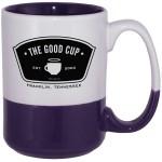 Custom Branded 13 Oz. Varsity El Grande Ceramic Mug