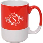 13 Oz. Varsity Specialty Ceramic Mug Custom Imprinted