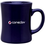14oz Luna Mug (Cobalt Blue) Custom Imprinted