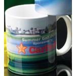 Full Color Mug White Inside (11 Oz.) Custom Printed