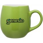 Custom Imprinted 16oz Rotondo Mug (Lime)