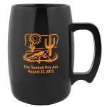 Custom Branded 16 Oz. NatureAd Corn Mug Kegger