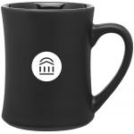 15oz Bedford Mug (Black) Custom Printed
