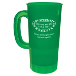 Custom Branded 22 Oz. Stein Mug