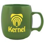 Logo Printed 10.5 Oz. NatureAd Corn Mug Koffee Keg