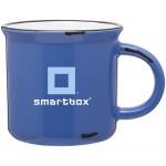 Custom Imprinted 15oz Ventura Mug (Sky Blue/White)