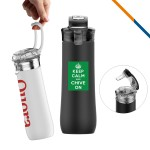 Expedient Travel Bottle Custom Imprinted