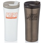 16 Oz. MStar Stainless Steel Vacuum Insulated Mug Custom Branded