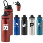 Vacuum Water Bottle Custom Imprinted
