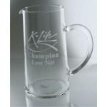 Custom Printed 44 Oz. Glass Pitcher