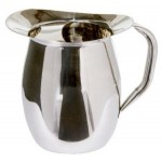 Personalized 3 Qt. 8 Oz. Bell Pitcher w/Ice Guard