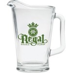 Custom Branded 60 Oz. Pitcher