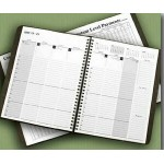 """Custom Printed Complete Real Estate Appointment Planner (7""""x10"""")"""