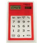 Touch Screen Solar Calculator Custom Printed