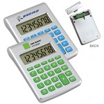 Water-Powered Hand-held Calculator Custom Imprinted