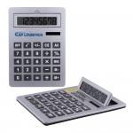 Custom Imprinted Large Key Desk Calculator