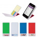 Mobile Device Stand with Sticky Notes Custom Printed