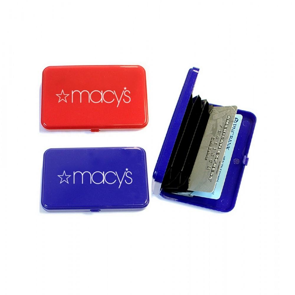 Custom Printed Credit card case