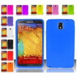 Custom Imprinted iBank(R) Silicone Case Cover For Samsung Galaxy Note 4