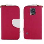 Custom Imprinted iBank(R) Samsung Galaxy Note 4 Leather PU Case