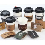 Promotional Coffee cup Sleeves