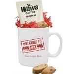 Promotional Philadelphia Coffee Gift Mug
