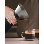 Asobu Pourover Coffee Maker Carafe w/Handle, 40 oz Custom Imprinted