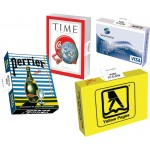 Logo Branded Advertising Mints Box Filled with 20-25 Signature Peppermints