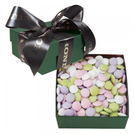 The Classic Chocolate Mint Lentil Box - Green Logo Branded
