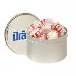 Round Tin (1/4 Quart) - Starlight Mints Logo Branded