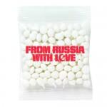 Promo Snax - White Mints (1.5 Oz.) Custom Imprinted