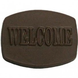 Logo Branded 0.88Oz. Chocolate Welcome Barrel