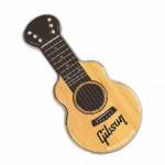 Logo Branded Original Acoustic Guitar Shaped Mint Tin