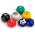 Custom Imprinted Ball Shaped Container