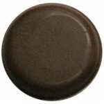 0.32 Oz. Chocolate Circle Plain Small Thin Custom Imprinted