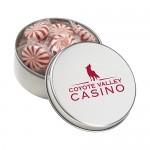 Large Round Tin - Starlight Mints Logo Branded