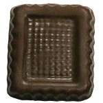 Logo Branded 0.80 Oz. Chocolate Petit Fours
