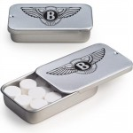 Logo Branded Slide Tin - Powermints