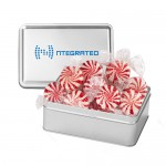 Small Rectangle Tin - Starlight Mints Custom Printed