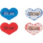 Custom Imprinted Heart Mints & Picks