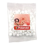 Snack Bag w/Mini Mints Custom Imprinted
